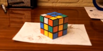 Questo cubo di Rubik non è un cubo di Rubik