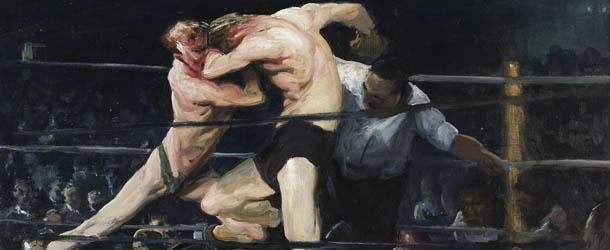 15 quadri di george bellows il post for Quadri contemporanei