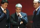 La settimana di Renzi, Bersani e Vendola