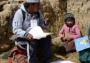 Le foto del censimento in Bolivia