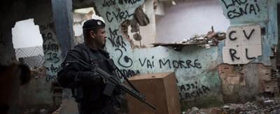 Le violenze a San Paolo