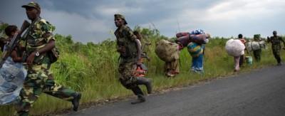 Immagini dal Congo