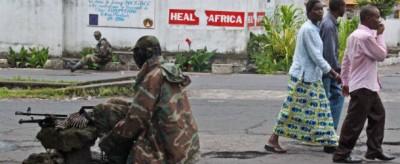 I ribelli del Congo hanno conquistato Goma