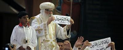 Il nuovo papa dei cristiani copti