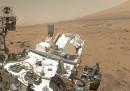 C'è qualcosa di grosso su Marte?