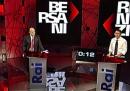 Il dibattito Bersani-Renzi in diretta