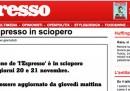 Il comunicato del Cdr del gruppo Espresso sui tagli
