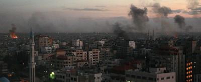La situazione a Gaza