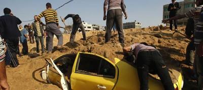 Gaza e Israele, la giornata di ieri