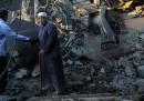 Gaza, sesto giorno