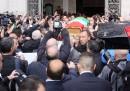 Le foto del funerale di Pino Rauti