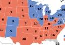 Tutte le mappe elettorali americane