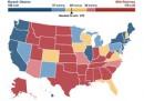 USA 2012, il risultato in diretta