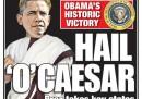 Le prime pagine dei giornali americani di oggi