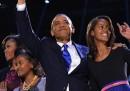Le foto dopo la vittoria di Obama