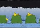 Peanuts 2012 novembre 16