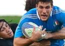 Le foto di Italia - Nuova Zelanda di rugby