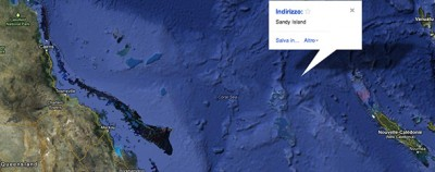 L'isola che non c'è (sul serio)