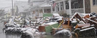 Un'altra tempesta a New York
