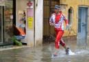 Un mese di acqua alta a Venezia