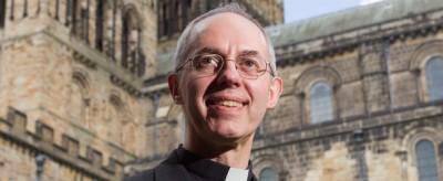 Il nuovo arcivescovo di Canterbury