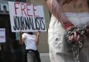 Un anno pessimo per i giornalisti