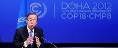 Un'altra conferenza sul clima