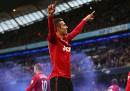 I gol di Manchester City-Manchester United 2-3