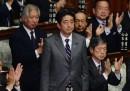 Il nuovo primo ministro del Giappone
