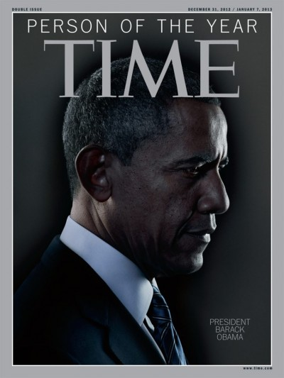 "Obama è la ""Persona dell'anno"" per Time"
