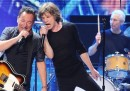 Il concerto dei Rolling Stones con Bruce Springsteen e Lady Gaga
