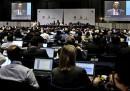"""La conferenza per """"non cambiare Internet"""""""
