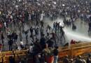 Le proteste di Delhi