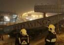 L'incidente aereo di Mosca