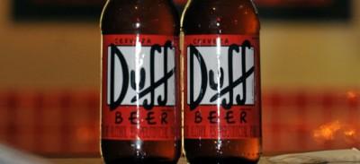 Tutte le birre Duff del mondo