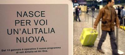 Alitalia è di nuovo nei guai?