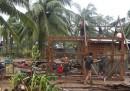 Oltre 230 morti per il tifone Bopha