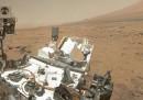 C'è sabbia su Marte