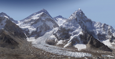 L'Everest in due miliardi di pixel