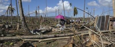 Le nuove foto dalle Filippine