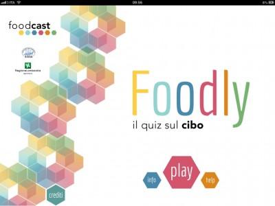 Foodly, il quiz sull'alimentazione