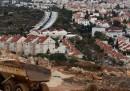 I nuovi insediamenti in Cisgiordania
