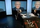 Mario Monti a In Mezzora