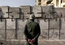 Un nuovo muro al Cairo