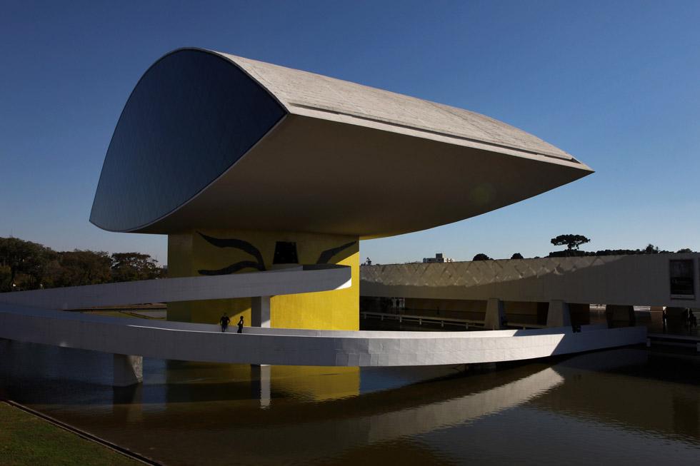 Le Opere Di Oscar Niemeyer Il Post