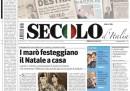 Il <i>Secolo d'Italia</i> solo online