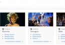 Le cose più cercate su Google nel 2012