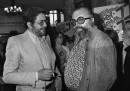 Ettore Scola e Sergio Leone