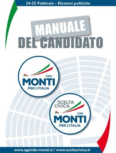 """Il """"Manuale del candidato"""""""