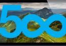 Apple ha rimosso l'app di 500px